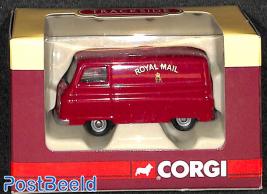 Corgi Trackside Austin J2 Van Royal Mail