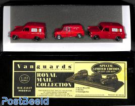 Vanguards Royal Mail Set Limited Edition nr. 0012/500