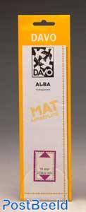 Alba protector mounts Belgium (7 x 25 pcs)