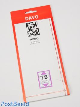 Nero N78 protector mounts (215 x 82) 10 pcs