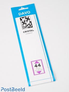 Cristal protector mounts C44 (215 x 48) 18 pcs