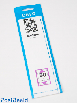 Cristal protector mounts C50 (215 x 54) 18 pcs