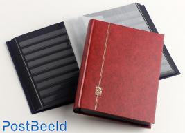 Stockbook Nero G (7207) Red