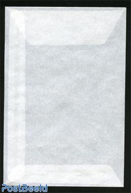Glassine envelopes large (85mm x 125mm) per 1000