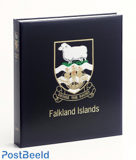 Luxe Album Falkland Islands III (2016-2017)