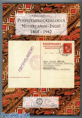 NVPH Postmark Catalogue  Netherlands-Indies (1864-1942)