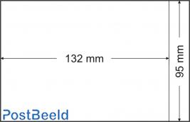 500 glassine bags 95x132mm