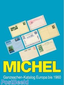 Michel Europe Postal Stationery till 1960