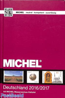 Michel Germany catalogue 2016/17