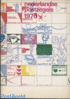 Nederlandse Postzegels 1970