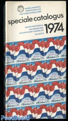 NVPH Speciale Catalogus 1974