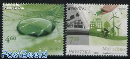 Europa, Think Green 2v