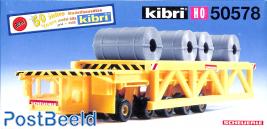 Scheuerale Industrial Hub-Transporter
