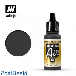 Vallejo model air nato black
