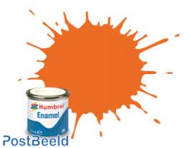 Humbrol #46 Oranje Mat