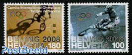 Olympic Games Beijing 2v