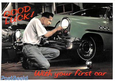 Good Luck with your first car