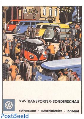 VW Transporter Sonderschau