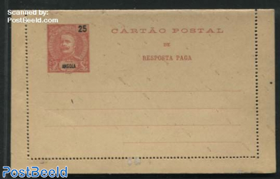 Card Letter 25R