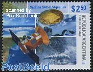 Satellite SAC-D 1v