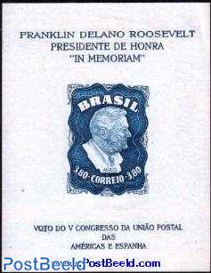 F.D. Roosevelt s/s