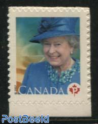 Queen Elizabeth II 1v s-a