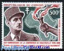 Brazzaville conference 1v