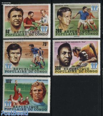 Football games Argentina 5v