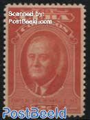 F.D. Roosevelt 1v
