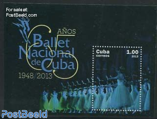 National Ballet s/s