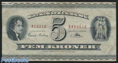 5 Kroner