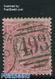 4p roselila, used