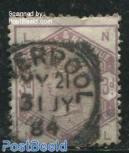 3p, Lilac, used