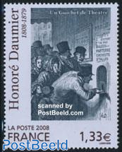 Honore Daumier 1v