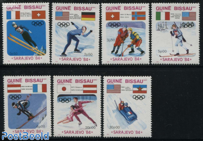 Olympic Winter Games 7v