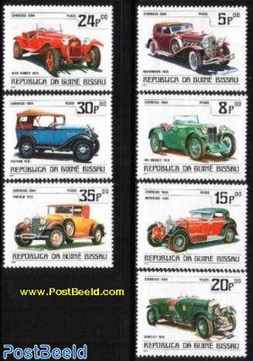 Automobiles 7v