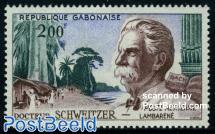 Albert Schweitzer 1v