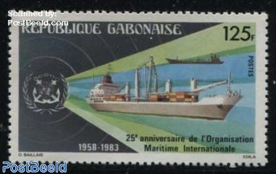 Maritime organisation 1v