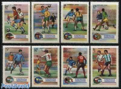 World Cup Football 8v
