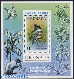 Flora & fauna s/s