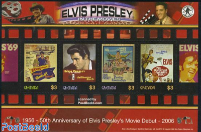 Elvis Presley in the movies 4v m/s
