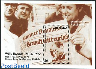 Willy Brandt s/s