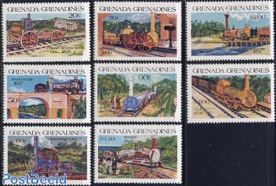 Locomotives 8v