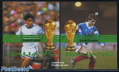 World Cup Football Italy 2 s/s