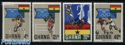 Olympic games 4v