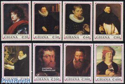 P.P. Rubens 8v
