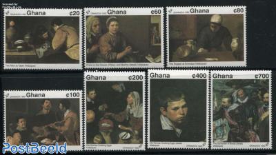 Granada 92, paintings 8v