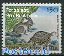 130D, Stamp out of set