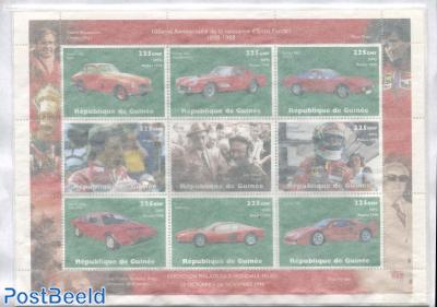 Italia 98, Ferrari 9v m/s