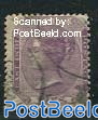 8p Lilac, With WM, Queen Victoria